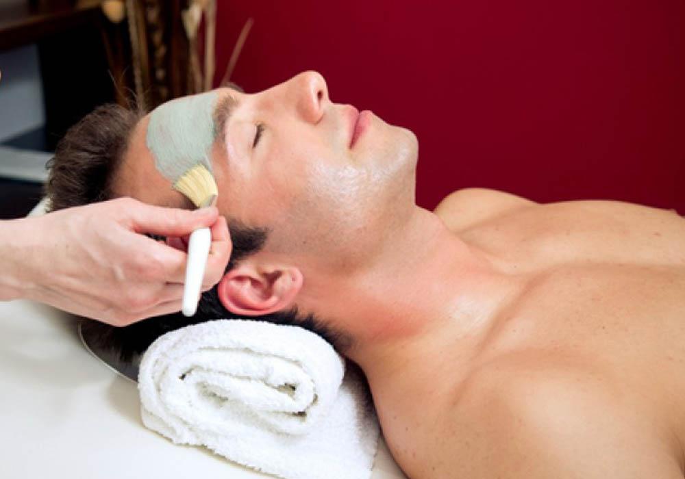 corto masaje facial