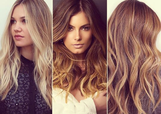 Mechas californianas oferta tendencias en 2017