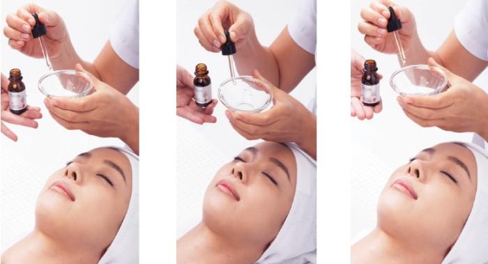 5 indicadores tratamiento de peeling corporal