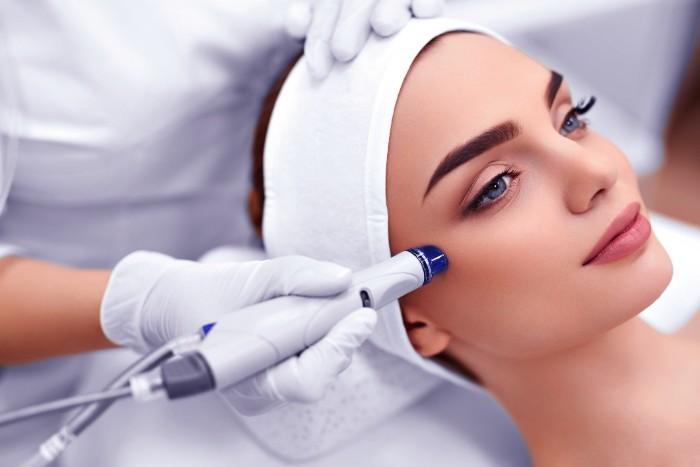 Los nuevos tratamientos faciales